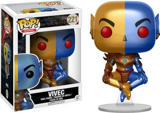 Funko Pop! - #221 - The Elder Scrolls Online: Morrowind - Vivec
