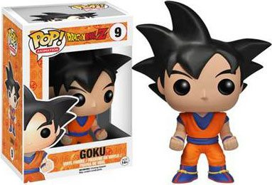 Funko Pop! - Animation - #009 - Dragon Ball Z - Goku