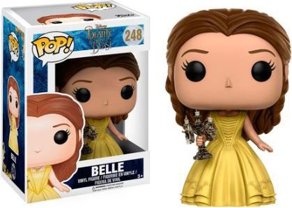 Funko Pop! - Disney - #248 - Belle (candlestick)