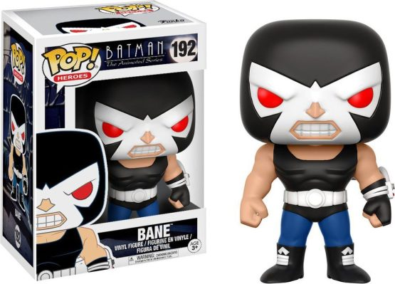 Funko Pop! - Heroes (DC Comics) - #192 - Batman: The Animated Series - Bane