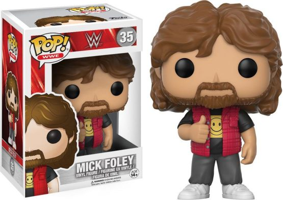 Funko Pop! - WWE- #035 - Mick Foley