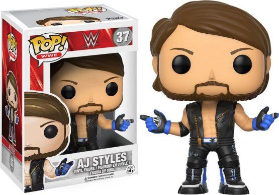 Funko Pop! - WWE - #037 - AJ Styles