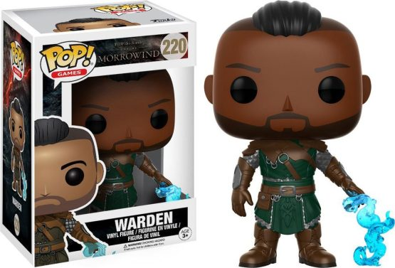 Funko Pop! - #220 - The Elder Scrolls Online: Morrowind - Warden