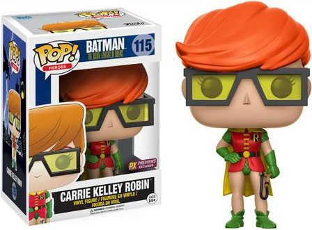 Funko Pop! - Heroes (DC Comics) - #115 - Batman: The Dark Knight Returns - Carrie Kelley Robin