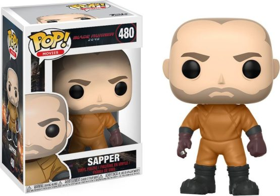 Funko Pop! - Movies - #480 - Blade Runner 2049 - Sapper (Chase 1/6)