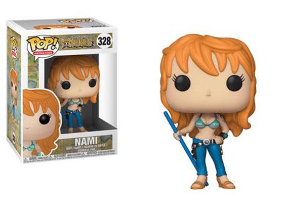 #328 - One Piece - Nami | Popito.fr