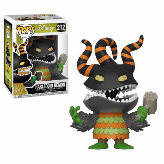 #212 - The Nightmare Before Christmas - Harlequin Demon | Popito.fr