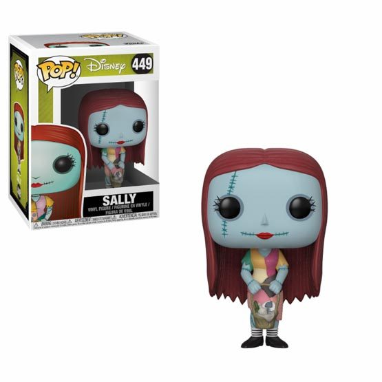 #449 - The Nightmare Before Christmas - Sally (with basket) | Popito.fr