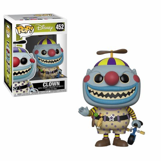 #452 - The Nightmare Before Christmas - Clown | Popito.fr