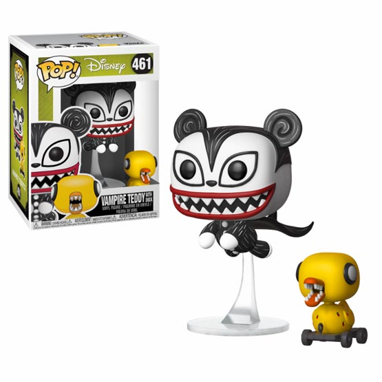 #461 - The Nightmare Before Christmas - Vampire Teddy with Duck | Popito.fr