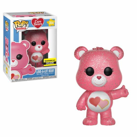 #354 - Care Bears - Love-a-lot Bear | Popito.fr