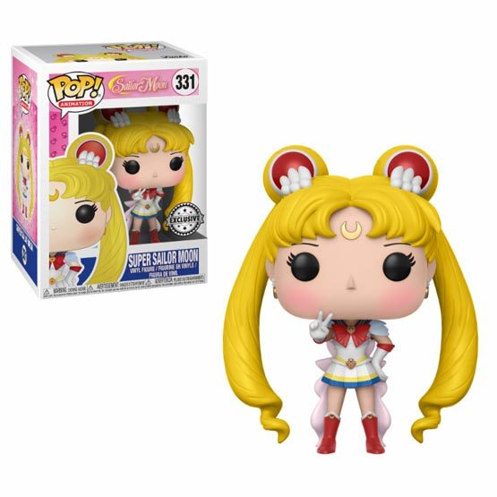 #331 - Sailor Moon - Super Sailor Moon | Popito.fr