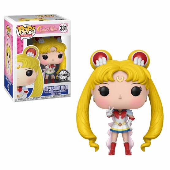 #331 - Sailor Moon - Super Sailor Moon | Popito.fr