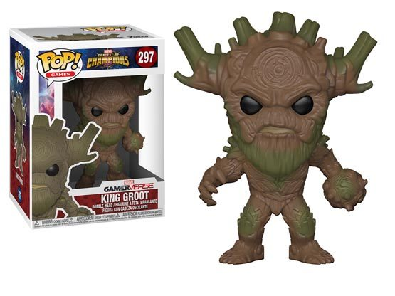#297 - Contest of Champions - King Groot | Popito.fr
