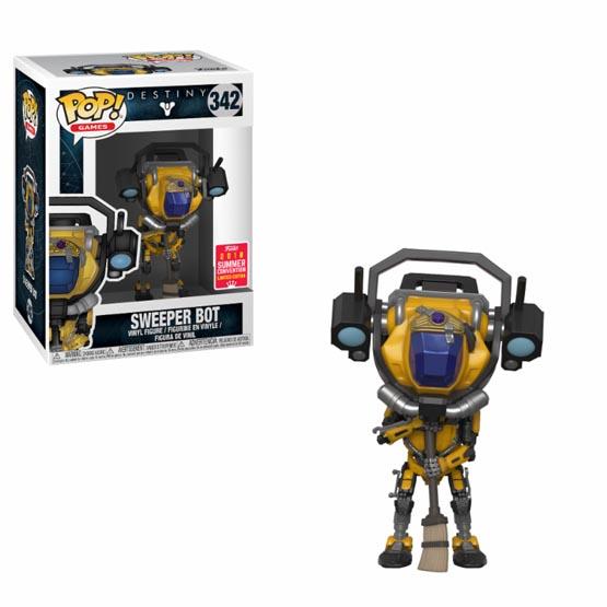 #342 - Destiny - Sweeper Bot | Popito.fr