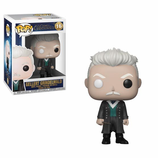 #016 - Fantastic Beasts and Where to Find Them 2 - Gellert Grindelwald | Popito.fr