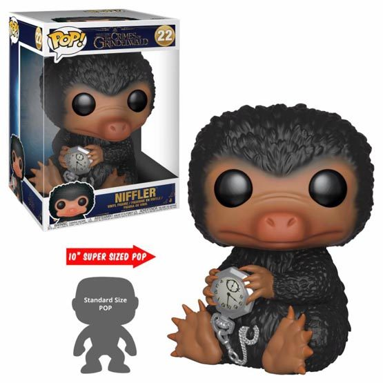 #022 - Fantastic Beasts and Where to Find Them 2 - Niffler (giant) | Popito.fr