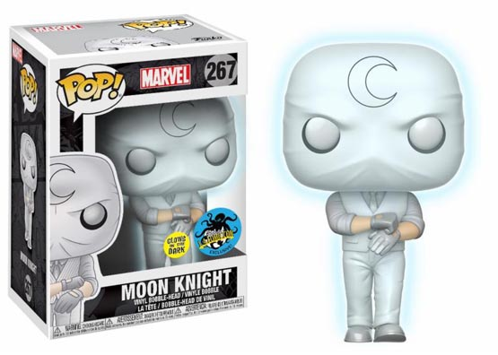 #267 - Moon Knight (glow in the dark) | Popito.fr