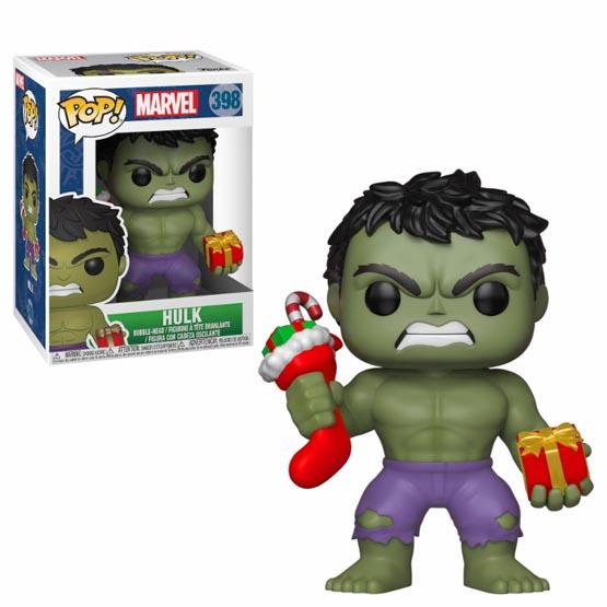 #398 - Hulk (Christmas) | Popito.fr