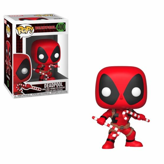 #400 - Deadpool (Christmas) | Popito.fr