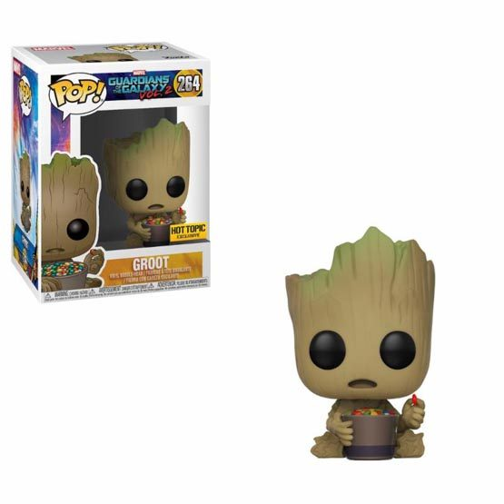 #264 - Guardians of the Galaxy 2 - Groot (candy bowl) | Popito.fr