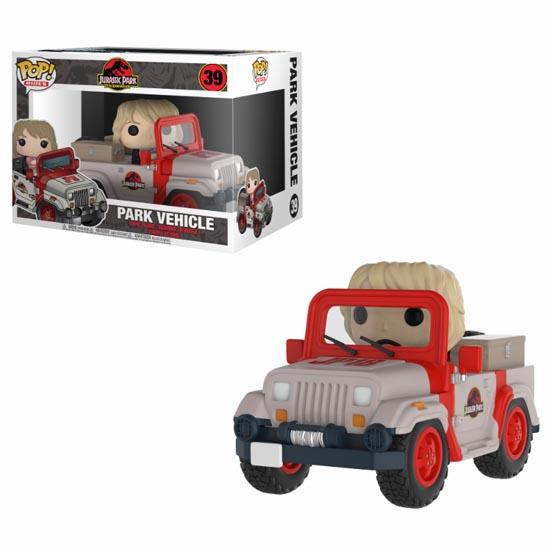 #039 - Jurassic Park - Park Vehicle | Popito.fr