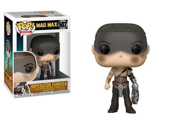 #507 - Mad Max: Fury Road - Furiosa (Chase 1/6) | Popito.fr