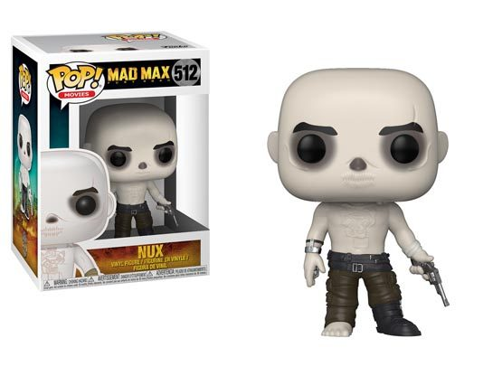 #512 - Mad Max: Fury Road - Nux | Popito.fr