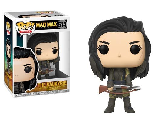 #514 - Mad Max: Fury Road - Valkyrie | Popito.fr