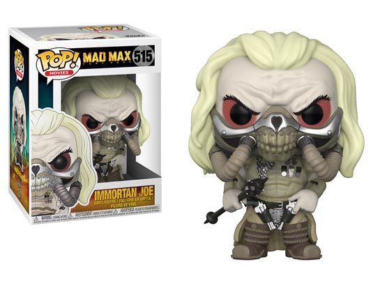 #515 - Mad Max: Fury Road - Immortan Joe (Chase 1/6) | Popito.fr