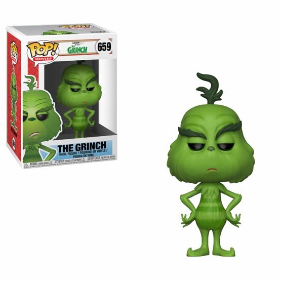 #659 - The Grinch - The Grinch | Popito.fr