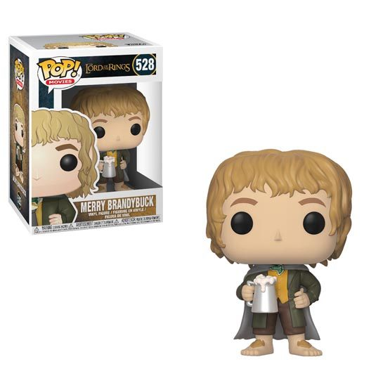 #528 - The Lord of the Rings - Merry Brandybuck | Popito.fr