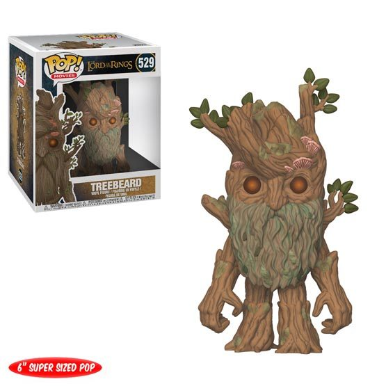 #529 - The Lord of the Rings - Treebeard | Popito.fr