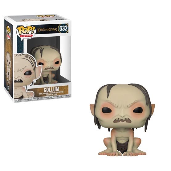 #532 - The Lord of the Rings - Gollum (Chase 1/6) | Popito.fr