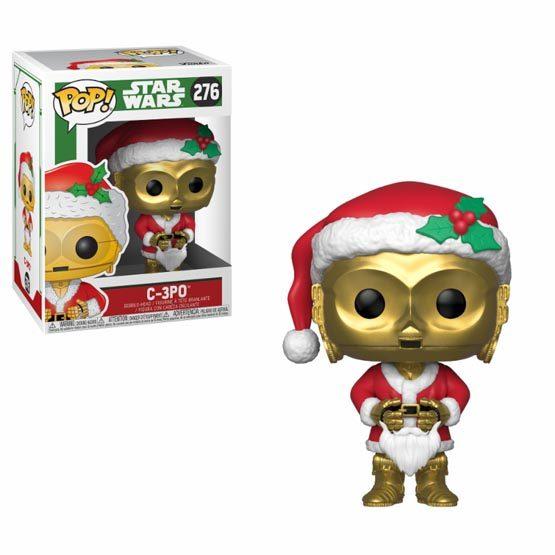 #276 - C-3PO (Christmas) | Popito.fr
