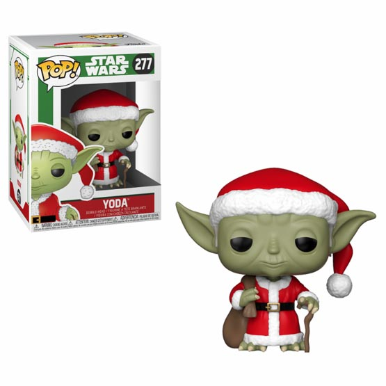 #277 - Yoda (Christmas) | Popito.fr