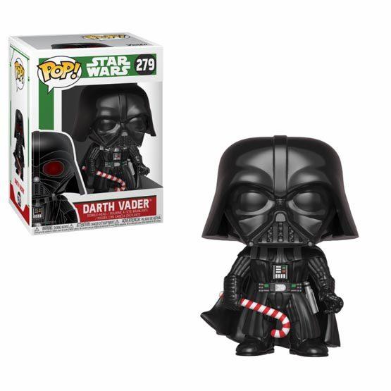 #279 - Darth Vader (Christmas) (Chase 1/6) | Popito.fr
