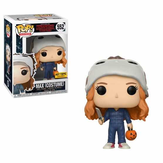 #552 - Stranger Things - Max (costume) | Popito.fr