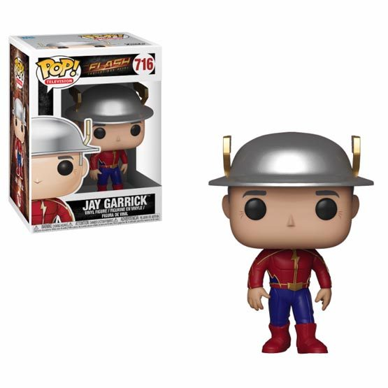 #716 - The Flash - Jay Garrick | Popito.fr