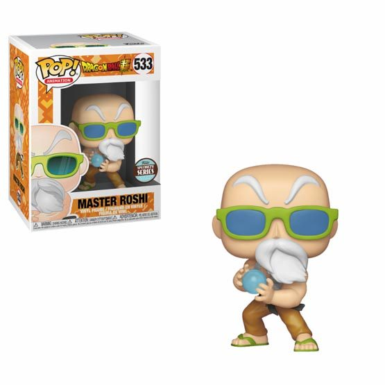 #533 - Dragon Ball Super - Master Roshi (Max Power) (Tortue Géniale ((Puissance Max)) | Popito.fr