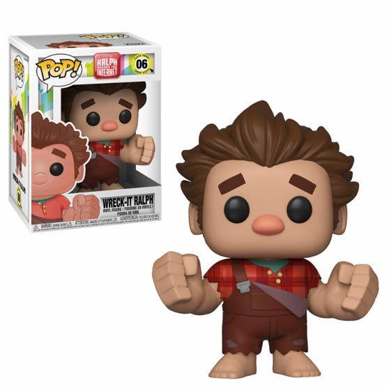 #006 - Ralph Breaks the Internet - Wreck-It Ralph | Popito.fr