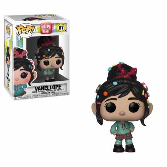 #007 - Ralph Breaks the Internet - Vanellope | Popito.fr