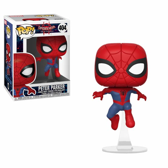 #404 - Spider-Man: Into the Spider-Verse - Peter Parker | Popito.fr