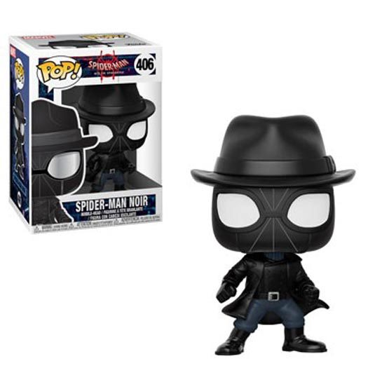 #406 - Spider-Man: Into the Spider-Verse - Spider-Man Noir | Popito.fr