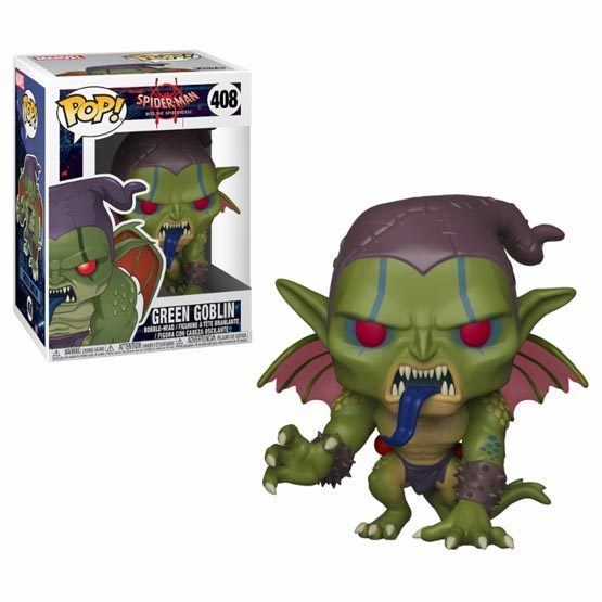 #408 - Spider-Man: Into the Spider-Verse - Green Goblin | Popito.fr