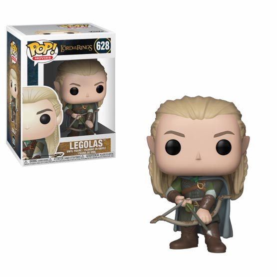 #628 - The Lord of the Rings - Legolas | Popito.fr
