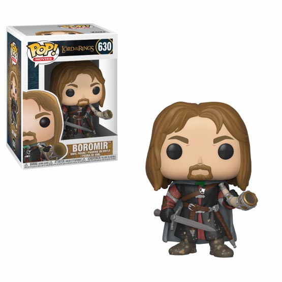 #630 - The Lord of the Rings - Boromir | Popito.fr