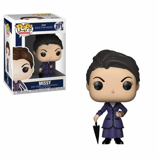 #711 - Doctor Who - Missy | Popito.fr