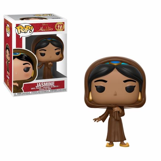 #477 - Aladdin - Jasmine (Chase 1/6)   Popito.fr