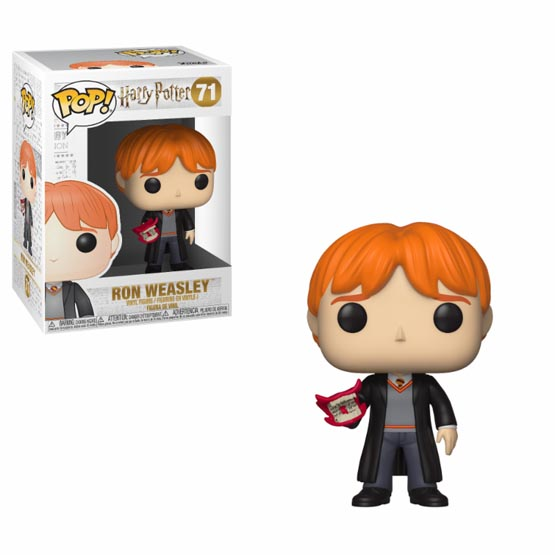 #071 - Ron Weasley (with Howler)